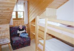 Das Kinderzimmer mit Stockbetten